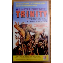 Trinity is still my name (VHS)