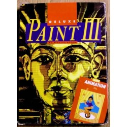 Deluxe Paint II with animation (Electronic Arts)