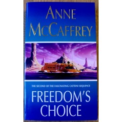 Anne McCaffrey: Freedom's Choice