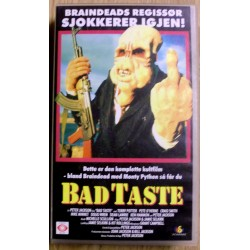 Bad Taste (VHS)