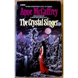 Anne McCaffrey: The Crystal Singer