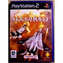 Ace Combat: The Belkan War (Namco)