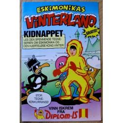 Eskimonikas Vinterland fra Diplom-IS
