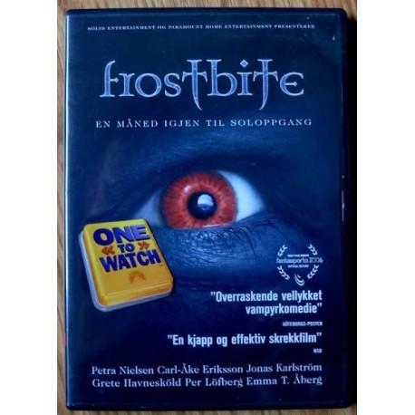 Frostbite: En måned igjen til soloppgang