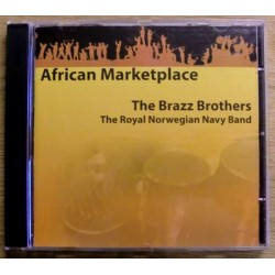 The Brazz Brothers: African Marketplace