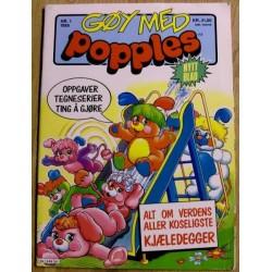 Gøy med Popples: 1989 - Nr. 1