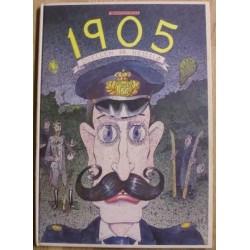 1905: Duellen på Hesselø (tegneseriebok) - Tor Bomann-Larsen