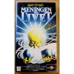 Monty Python's Meningen med livet (VHS)