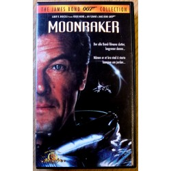 James Bond 007: Moonraker (VHS)