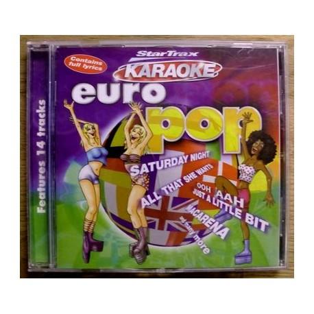 Europop: Star Trax - Karaoke
