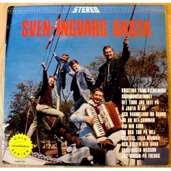 Sven-Ingvars: Sven-Ingvars Bästa (LP)