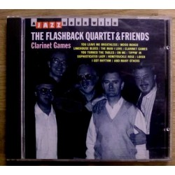 The Flashback Quartet and Friends: Clarinet Games