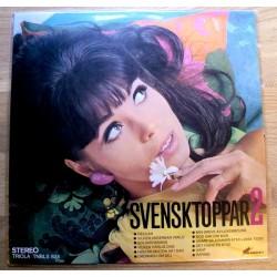 Svensktoppar 2 (LP)