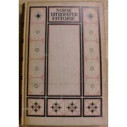 F. Bull og F. Paasche: Norsk Litteraturhistorie (1928)
