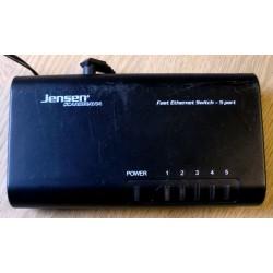 Jensen Scandinavia: Fast Ethernet Switch 5 Port