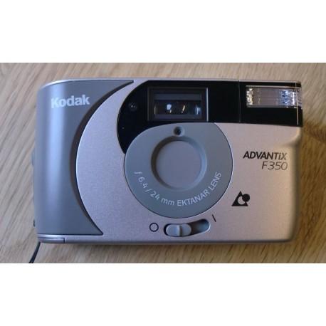Kamera: Kodak Advantix F350
