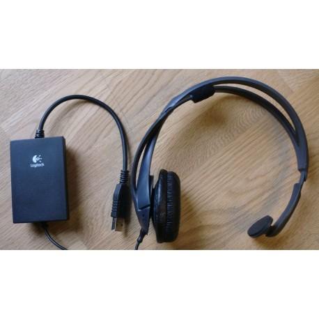 Headset: Logitech (USB)