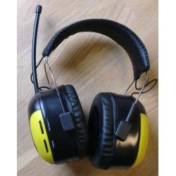 Hørselvern med AM / FM radio