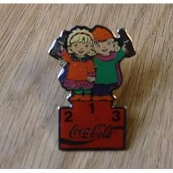 Pin: Lillehammer 1994 - Coca Cola