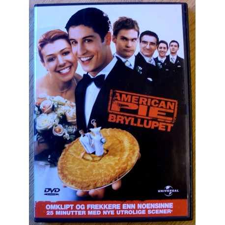 American Pie: Bryllupet: Omklipt og frekkere enn noensinne