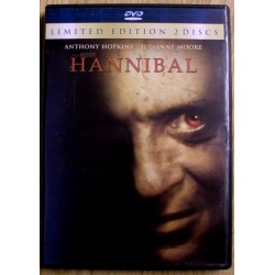 Hannibal: Limited Edition - 2 Discs