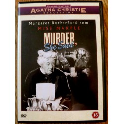 Agatha Christie Collection: Miss Marple: Murder, She Said