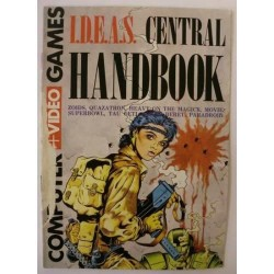 Commodore: I.D.E.A.S Central Handbook - Nr. 1