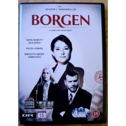 Borgen: Sesong 1