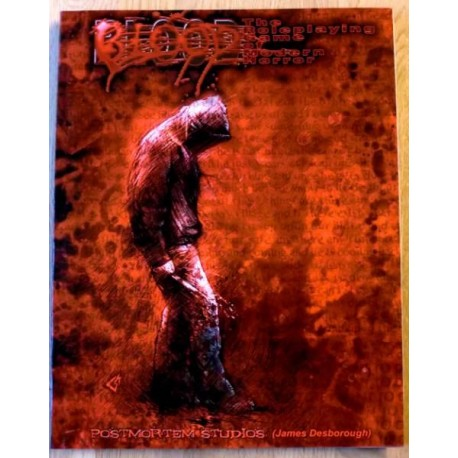 Blood - The Role Playing Game of Modern Horror (rollespill)