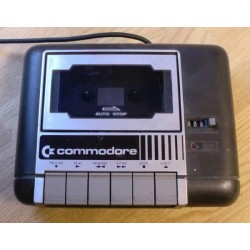 Commodore 16 - Kassettspiller - 1531