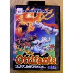 SEGA Mega Drive: The Ottifants