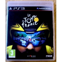 Playstation 3: Le Tour de France 2014 (Cyanide Studio)