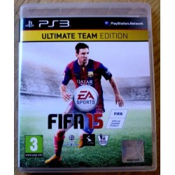 Playstation 3: FIFA 15 - Ultimate Team Edition (EA Sports)
