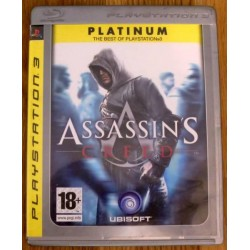 Playstation 3: Assassin's Creed (Ubisoft)