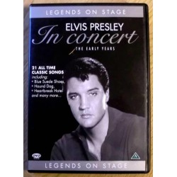 Elvis Presley In Concert - The Early Years