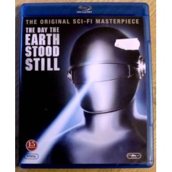 The Day The Earth Stood Still - Sci-Fi Masterpiece