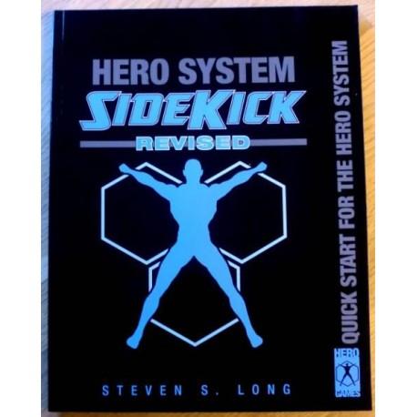 Hero System Sidekick Revised