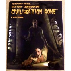 David Reign Sourcebook One: Civilization Gone