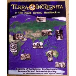Terra Incognita: The NAGS Society Handbook