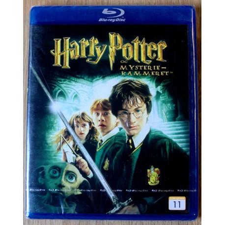 Harry Potter og Mysteriekammeret (Blu-ray)