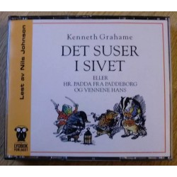 Det suser i sivet av Kenneth Grahame (Lydbok) (CD)