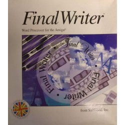 Final Writer - Word Processor for the Amiga