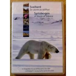 Svalbard - En storm av stillhet (DVD)