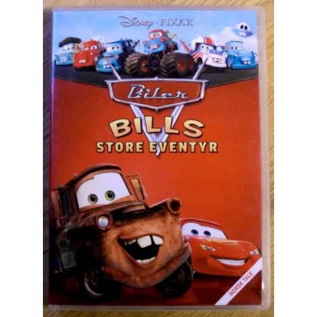 Biler - Bills store eventyr (DVD)