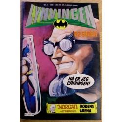Lynvingen: 1980 - Nr. 3 - Nå er jeg Lynvingen!