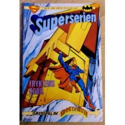 Superserien: 1982 - Nr. 21 - Fryktens borg