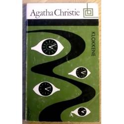 Agatha Christie: Klokkene - Poirot