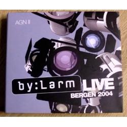 by:Larm LIVE - Bergen 12-13-14 Februar 2004 - 3 x CD (CD)