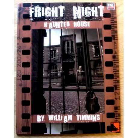 Fright Night - Haunted House - d20 System (RPG - rollespill)