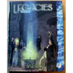 Mage - The Awakening: Legacies Sublime (RPG - rollespill)